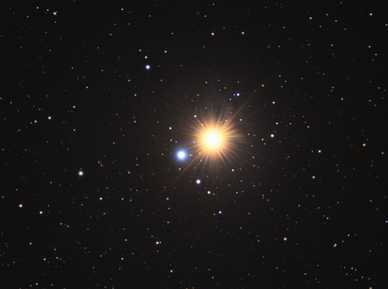 gamma crucis red giant star - photo #1